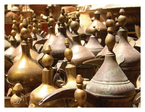 Arabian Coffee Pots